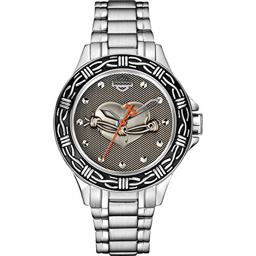 Harley Davidson Women's Watch Only Time–76L16676L166Style