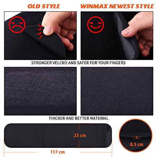 Faja Lumbar de Trabajo, ayuda a Reducir Cintura y Abdomen