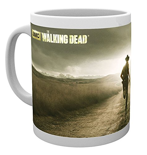 GB eye LTD, The Walking Dead, Running, Tazza