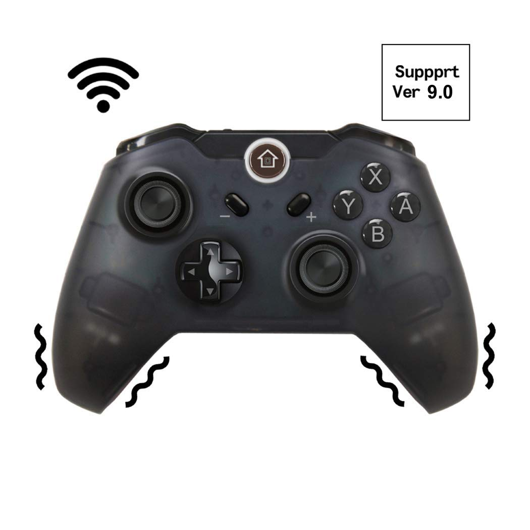 JFUNE Wireless Pro Controller for Nintendo Switch, Mando Pro Controller Controlador Mando Inalámbrico Gamepad Bluetooth Controller 6.0