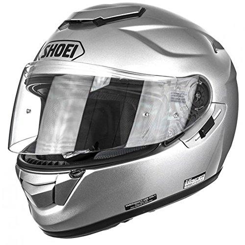 Preisvergleich Produktbild Hell Silber Motorradhelm SHOEI Gt Air