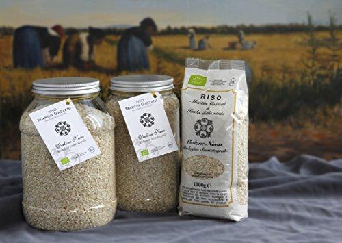Organic bio rice - Riso biologico organico Vialone nano Verona