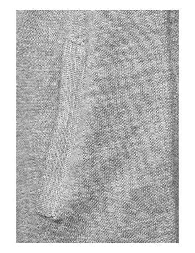 Cecil Damen Strickjacke Grau (Mineral Grey Melange 20327)