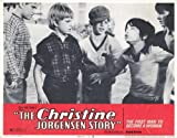 The Christine Jorgenson Story Plakat Movie Poster (11 x 14 Inches - 28cm x 36cm) (1970) D