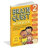 Brain Quest Workbook: Grade 2
