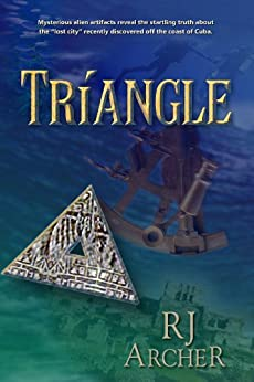 Triangle (Seeds Of Civilization Book 3) by [Archer, R.J.]
