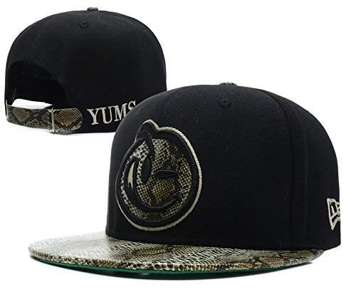 YUMS Game Team Classic Stretch Fit Cap YUMS Snapback Cap Hat by Cora