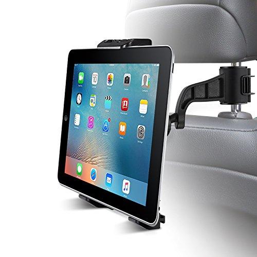 Universal Kopfstütze Halterung KINGTOP KFZ Tablet Halter Auto Rücksitz Kopfstütze, Für Nintendo Switch, Ipad, Smartphones Tablet 4-11 Zoll.