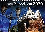 Barcelona (Wandkalender 2020 DIN A2 quer): Künstlerisch verfremdete Ansichten der Stadt Barcelona (Monatskalender, 14 Seiten )