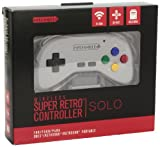 Cheapest SNES Controller Wireless SuperRetro Controller Solo on Nintendo 3DS