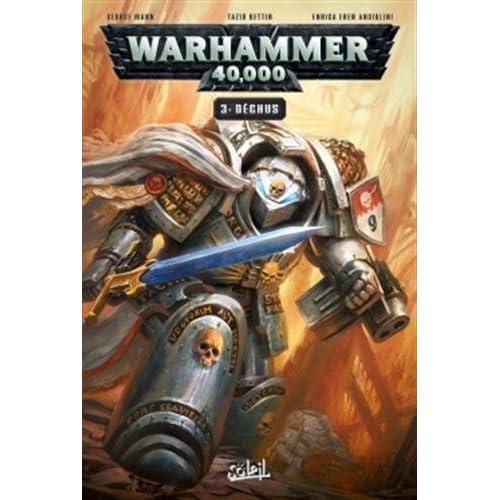 Warhammer 40 000 T03 - Fallen