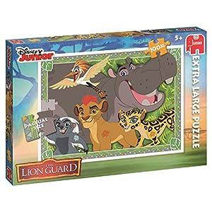 Disney Lion Guard 100 XL Puzzle 100 pcs Floor puzzle 100pieza(s) - Rompecabezas (Floor puzzle, Dibujos, Disney Lion Guard, Preschool, Niño/niña, Cartón)