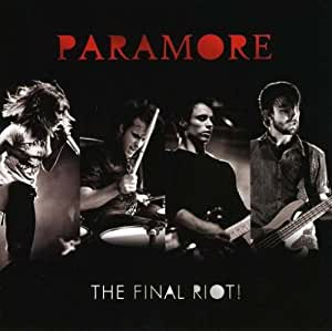 Final Riot,the [Import anglais]