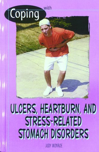 Ulcers, Heartburn & Stomach Disorders (Coping) by Judy Monroe (1999-05-01)