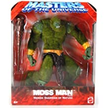 Moss Man Masters of the Universe He-man mail away Exclusive Action Figure by mattel [並行輸入品]