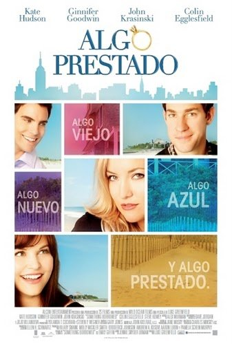 Preisvergleich Produktbild Algo Prestado (Import Dvd) (2012) Kate Hudson; Ginnifer Goodwin; Luke Greenfield