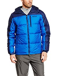 Marmot - Guides Down Hoody, color true blue , talla XL