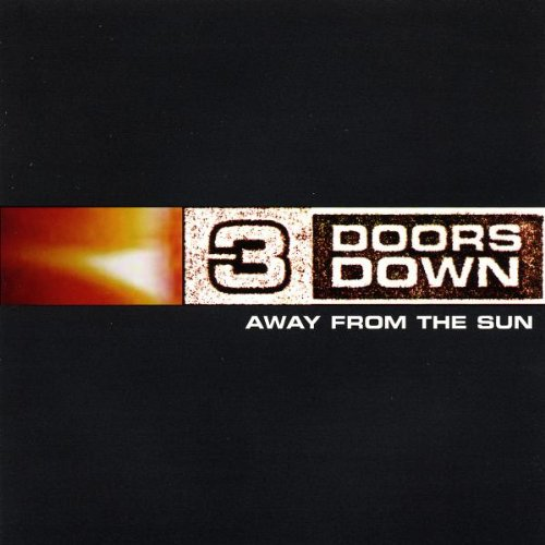 3 Doors Down: Away from the Sun (Audio CD)