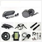48V 500W Bafang 8fun Mittelmotor Conversion ebike Kits + 48V 14.5AH DownTube TigerShark Frame CasePanasonic Cell Battery with 5A Charger