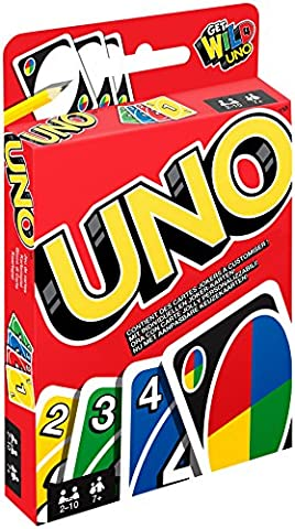 Mattel W2087 - Uno,