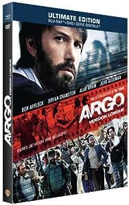 Argo - Blu-ray + DVD + Copie digitale [Blu-ray] (Ultimate Edition)   [Ultimate Edition - Blu-ray + DVD + Copie digitale - Version longue]
