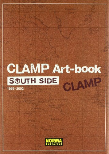 CLAMP South Side Art Book Cover Image