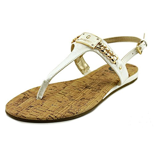 G By Guess Jossy Donna US 6.5 Bianco Infradito