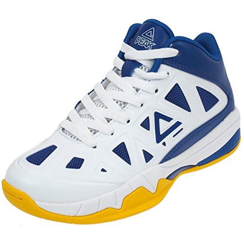 Sapatos Victor Pico Júnior Azul / Branco Bleu / Jaune