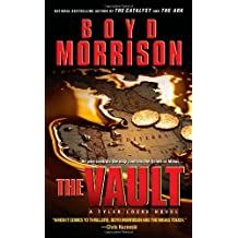 The Vault (Tyler Locke) by Boyd Morrison (2012-02-28)