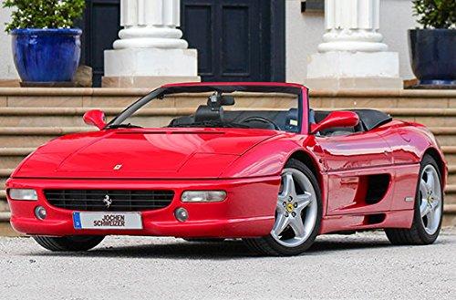 Jochen Schweizer Geschenkgutschein: Ferrari F355 selber fahren