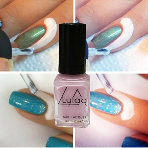Tefamore Lula Peel Off Ruban Liquide Ruban Latex Peel Off Manteau de Base Nail Art Liquid Palisade