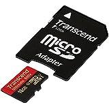 Transcend Ultimate microSDHC 16GB Class 10 UHS-I (Lesen: 90MB/s, Schreiben: 45MB/s)