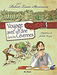 Voyage avec un âne dans les Cévennes par Juliette Lévéjac
