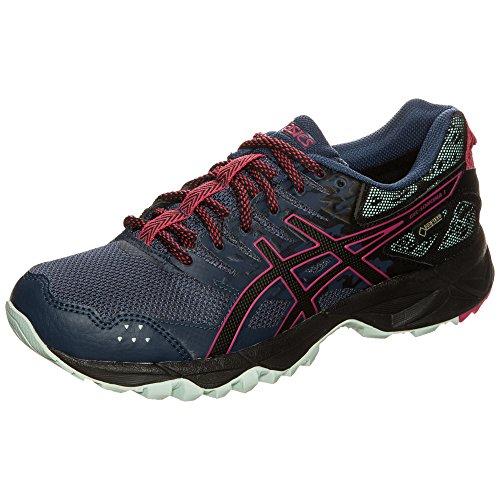 Asics Damen Gel-Sonoma 3 G-Tx Joggingschuhe Mehrfarbig (Insignia Blue/black/cosmo Pink)