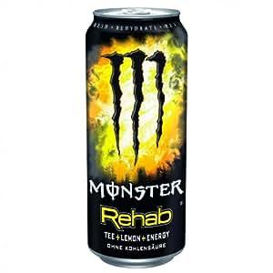 Monster Rehab Lemon Einweg (1 x 500 ml)