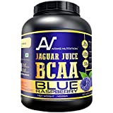 Arms Nutrition Jaguar Juice BCAA - 0.88 Lbs/400G, 50 Servings (Blue Raspberry)