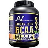 Arms Nutrition Jaguar Juice BCAA - 0.88 Lbs/400G, 50 Servings (Blue Raspberry)