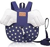 Volens Kindergartenrucksack Mädchen Kinderrucksack Junge Kindergarten Kita Rucksack Für Kleinkind Baby bis zu 5 Jahre Marineblau