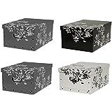suchergebnis auf f r aufbewahrungsboxen gro pappe k che haushalt. Black Bedroom Furniture Sets. Home Design Ideas