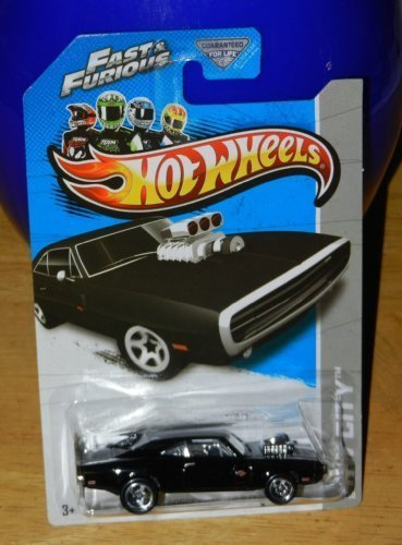 2013 Hot Wheels Hw City Fast & Furious - '70 Dodge Charger R/T