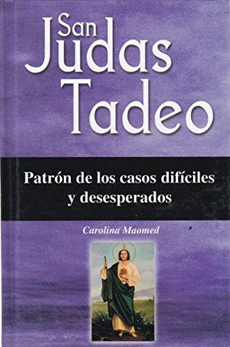 San Judas Tadeo por Carolina Maomed