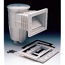 Fluidra 01464 - Skimmer 15 l pisc/pref. boca ampliación tapa cuadrada