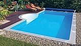 Steinbach Highlight de Luxe 3 Massiv-/ Ökopool Komplettset, 800 x 400 x 145 cm, 016294