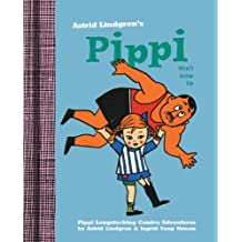 Pippi Won't Grow Up by Astrid Lindgren (2014-12-16)