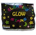 50 Glow In The Dark Plastic Stars and...