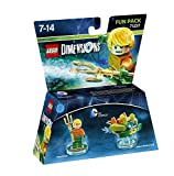Cheapest LEGO Dimensions  DC Comics  Aquaman Fun Pack on PlayStation 2