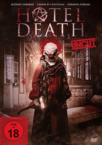 hotel-death-uncut-import-anglais