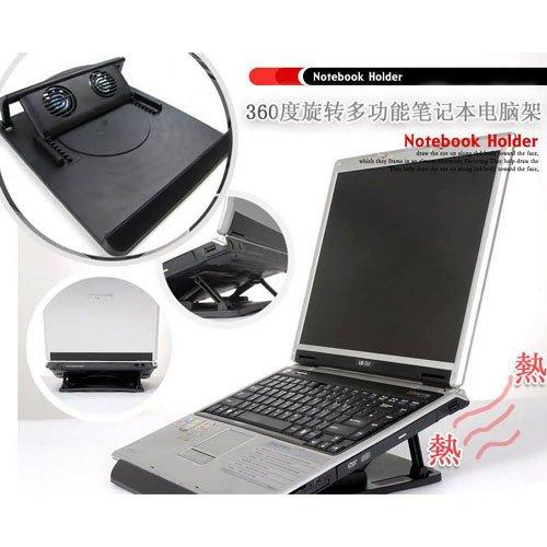 evaluemart 360 NoteBook Holder Cooling Pad