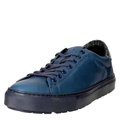 D.a.t.e. ACE-40 Sneakers Uomo Blu