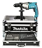 Makita Schlagbohrmaschine inklusive 70-teilig, Bitset, HP2051 x 6